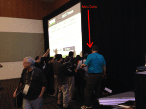 matt cutts mob