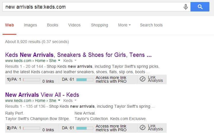 keds index bloat examples - new arrivals